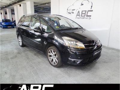 brugt Citroën Grand C4 Picasso 2.0 HDi CMP Exclusive