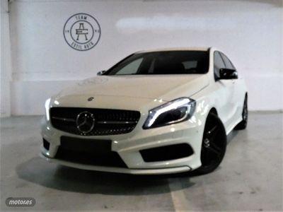 usado Mercedes A250 Clase A4Matic Aut. AMG Line