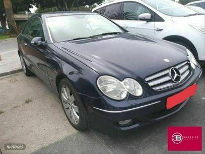 usado Mercedes CLK320 Clase CLKCDI Avantgarde