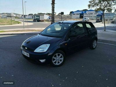 usado Ford Fiesta 1.4 Trend Coupe