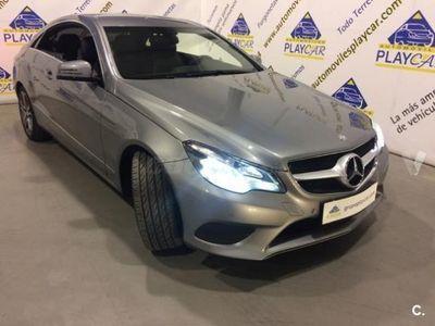 usado Mercedes E250 Clase E CoupeBluetec 2p. -14