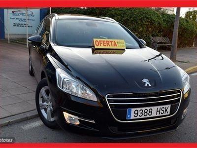 brugt Peugeot 508 SW Active 2.0 HDI 140cv