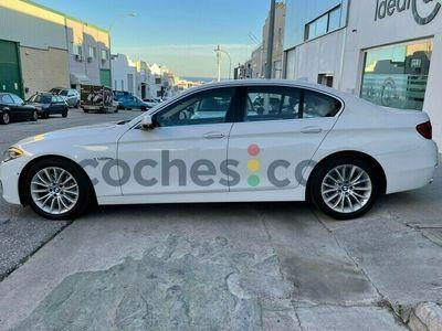 usado BMW 218 Serie 5 525da Xdrive Luxurycv en Malaga