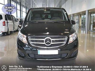 usado Mercedes V220 Clase V220CDILargo 7G Tronic