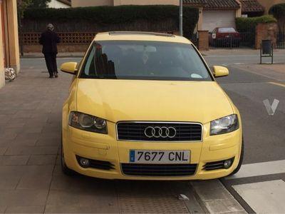 usado Audi A3 2.0 FSI TIPTRONIC AMBITION -03