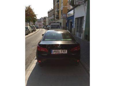 usado Lexus IS250 Sport Aut.