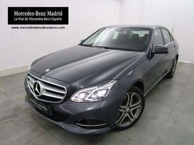 usado Mercedes 220 Clase E CLASEBLUETEC 4MATIC BERLINA