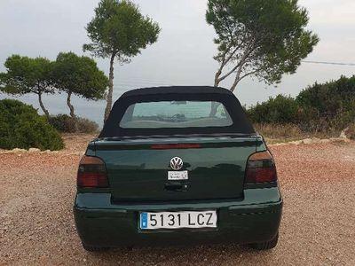usado VW Golf Cabriolet Cabrio 2.0 Highline Auto