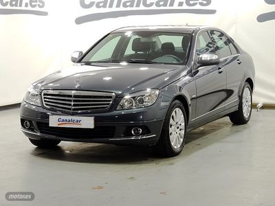 usado Mercedes 170 Clase C CDI Elegance
