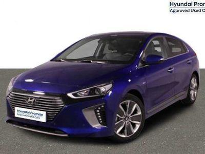 usado Hyundai Ioniq HEV - 8.737 km 5P GDI 1.6 141CV DT STYLE MY19