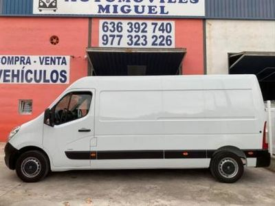 usado Opel Movano