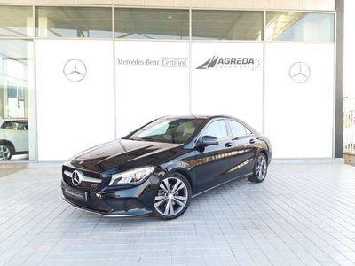 usado Mercedes CLA220 d 7G-DCT