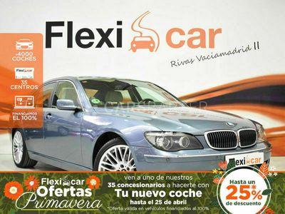 usado BMW 740 740 i 4p