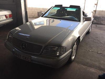 second-hand Mercedes 280 SL