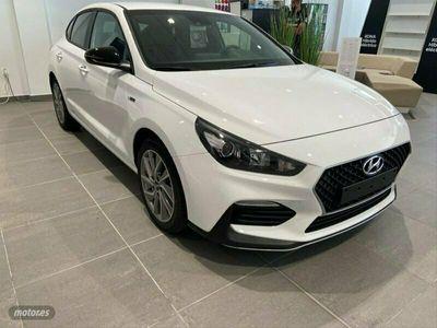 usado Hyundai i30 1.0 TGDI NLine Fastback