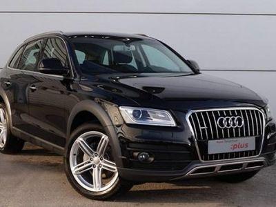 usado Audi Q5 Q52.0TDI CD quattro Offroad E