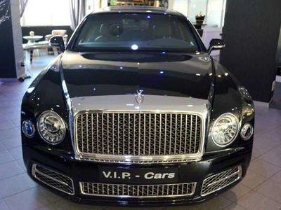 usado Bentley Mulsanne PRECIO NUEVO 540.000 EUROS*EWB EXTENDED WHEEL BASE