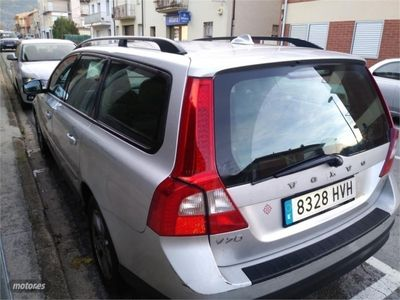 usado Volvo V70 2.0D Kinetic