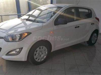 usado Hyundai i20 1.2 Cvvt City 5p. -14