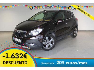 brugt Opel Mokka 1.6 CDTi Excellence 4x2 Auto 100 kW (136 CV)