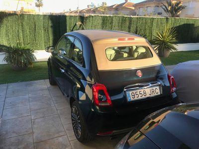 brugt Fiat 500C 500 CABRIO