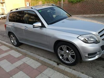 second-hand Mercedes GLK220 CDI BE 4M Aut.