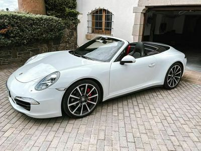 usado Porsche 911 Carrera 4S Cabriolet (991) 2012