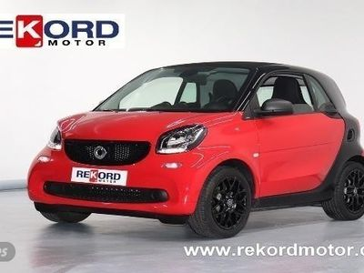 usado Smart ForTwo Coupé 66 66 kW (90 CV)