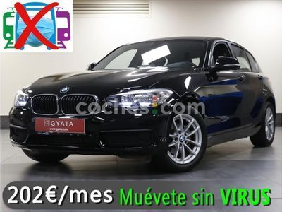 usado BMW 116 Serie 1 F20 5p. 109CV