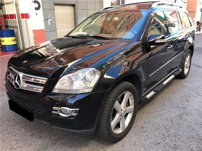 usado Mercedes GL320 CDI 7 PLAZAS FULL NEGRO BEIGE