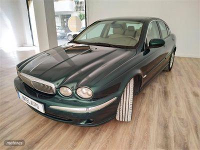 used Jaguar X-type 2.0D Executive