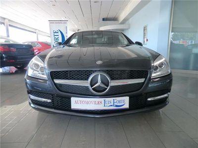 usado Mercedes SLK250 CDI BE 7G Plus **DESCAPOTABLE, ASIENTOS CALEFAC**