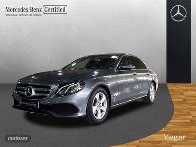gebraucht Mercedes E220 Clase EAvantgarde
