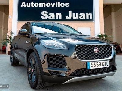 usado Jaguar E-Pace 2.0P 184kW S 4WD Auto