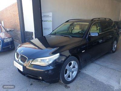 usado BMW 530 Serie 5 xd Touring