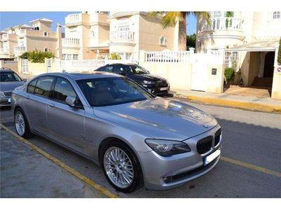 usado BMW 740 Serie 7 F01/F02