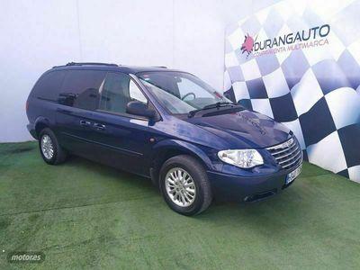 usado Chrysler Grand Voyager 2.8CRD LX Aut.