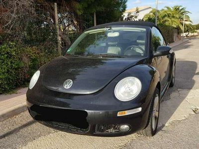 usado VW Beetle Cabrio. 1.8 T