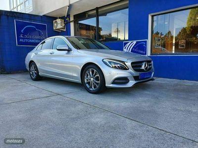 usado Mercedes C250 Clase Cd Exclusive