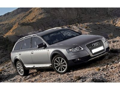 brugt Audi A6 Allroad 3.0tdi Tiptronic Dpf