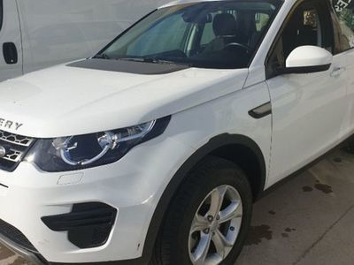 usado Land Rover Discovery Sport 2.0TD4 eCapability HSE 4x4 150