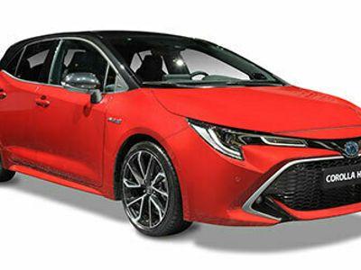 usado Toyota Corolla 1.8 125 Híbrido Feel! E-CVT 90 kW (122 CV)