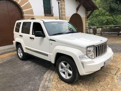 used Jeep Cherokee 2.8CRD Limited