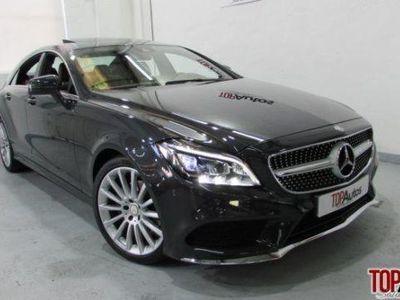 usado Mercedes CLS250 CLS Clase4M Aut.
