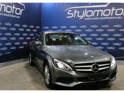 usado Mercedes C250 Clase C4matic 7g Plus 204 cv en Sevilla