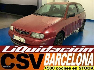 usado Seat Ibiza 1.9D SL