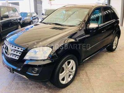 usado Mercedes ML320 ML 320CDI 4M 165 kW (224 CV) 5p