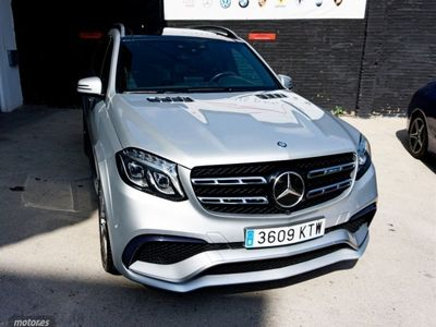 usado Mercedes GLS63 AMG Clase CLS AMG4MATIC