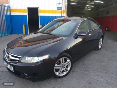 gebraucht Honda Accord 2.2 iDTEC Executive Piel