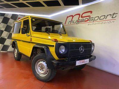 usado Mercedes G300 GD SW Corto 88CV - OFERTA 9.990€